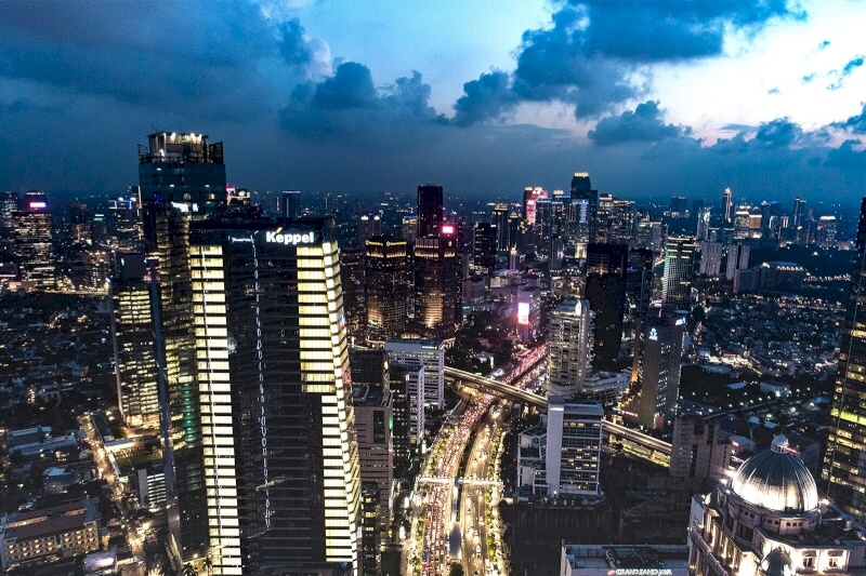 Jakarta's Most Prestigious Business Address