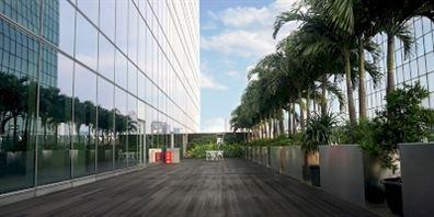 Podium Park Floor Plan