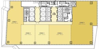 Sky Zone Floor Plan (Multi-Tenant)